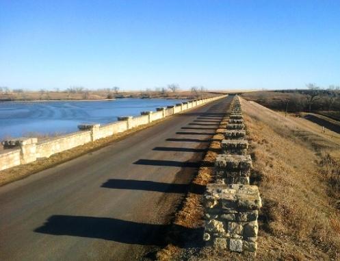 Marion Dam-a