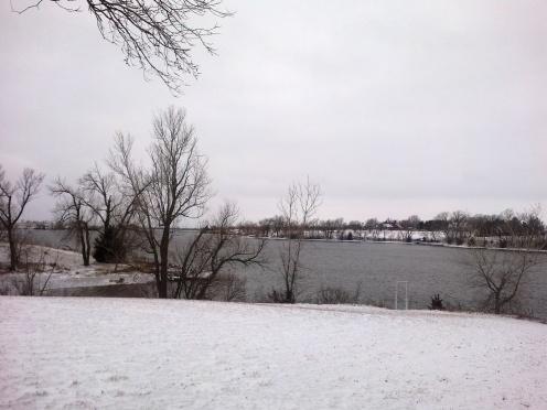 Snow Jan 30 2013