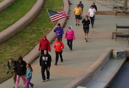 Walk-Run for Boston