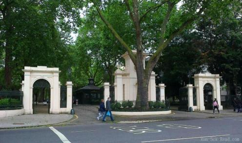 Kensington Palace Gate-w