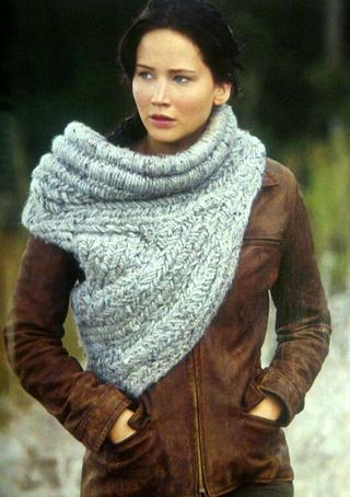 Katniss cowl