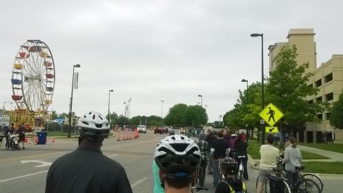 Riverfest Bicycling