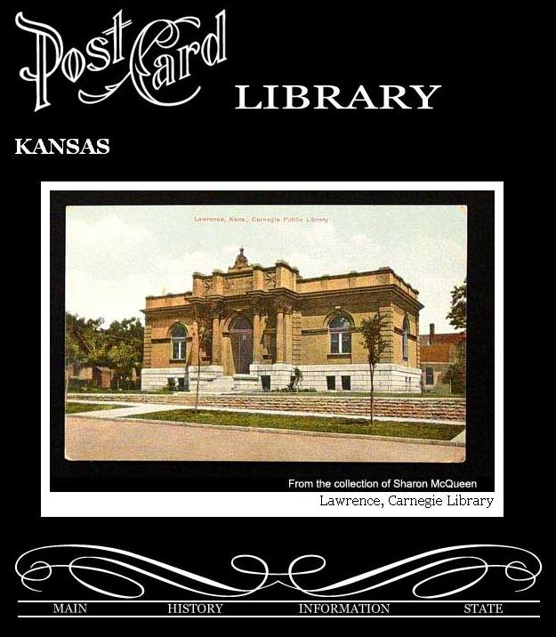 Carnegie Library Lawrence