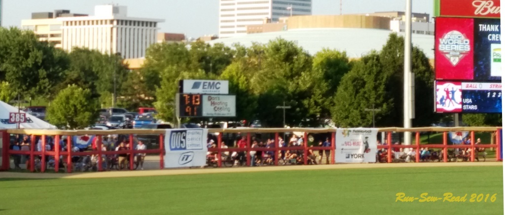 Outfield Fence audience
