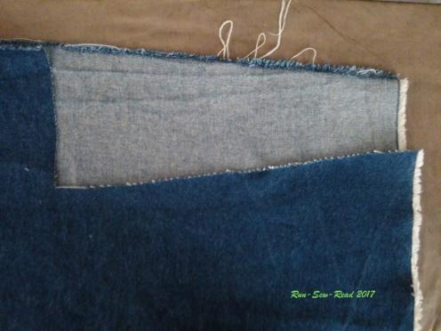 Jeans insert--RSR