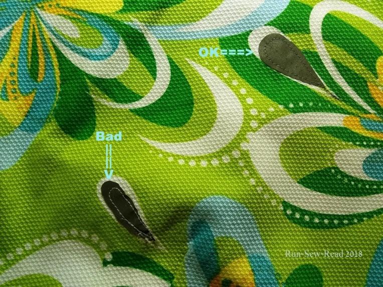 Bad vs good leaf stitches a-w text