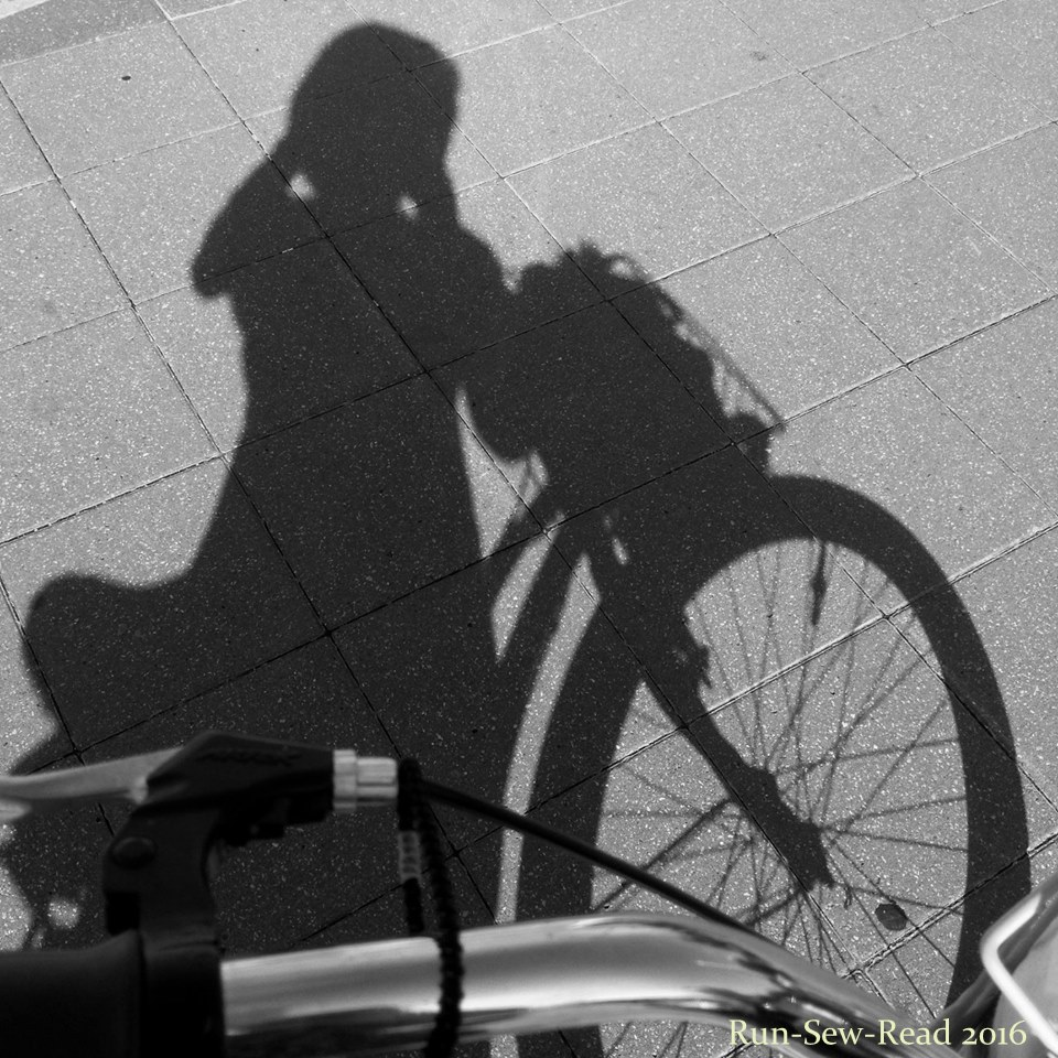 Bicycle dress shadow -- RSR