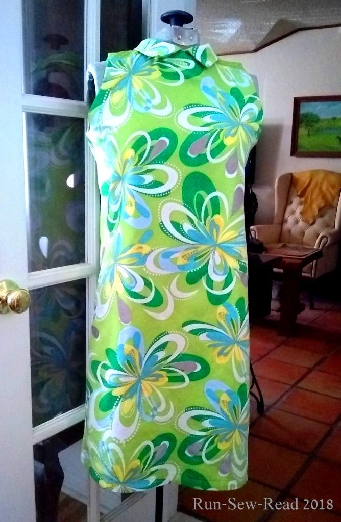 Green dress no flash 2 a-w
