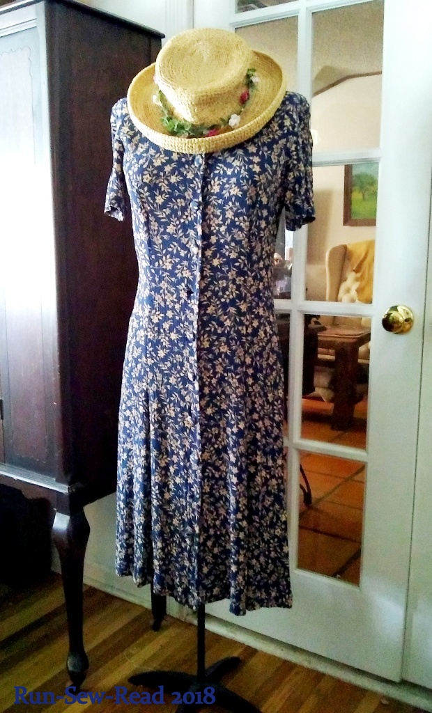 Rayon dress 2 -- rsr