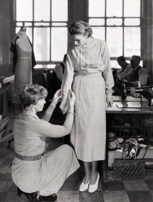 Amelia Earhart Adjusting Sleeve