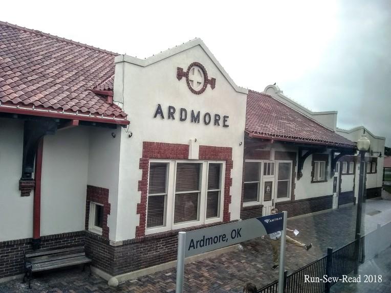 Ardmore station