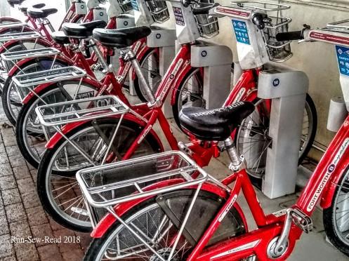 Bike share RSR