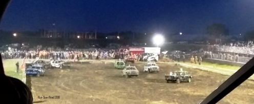 DG County Fair Demolition Derby
