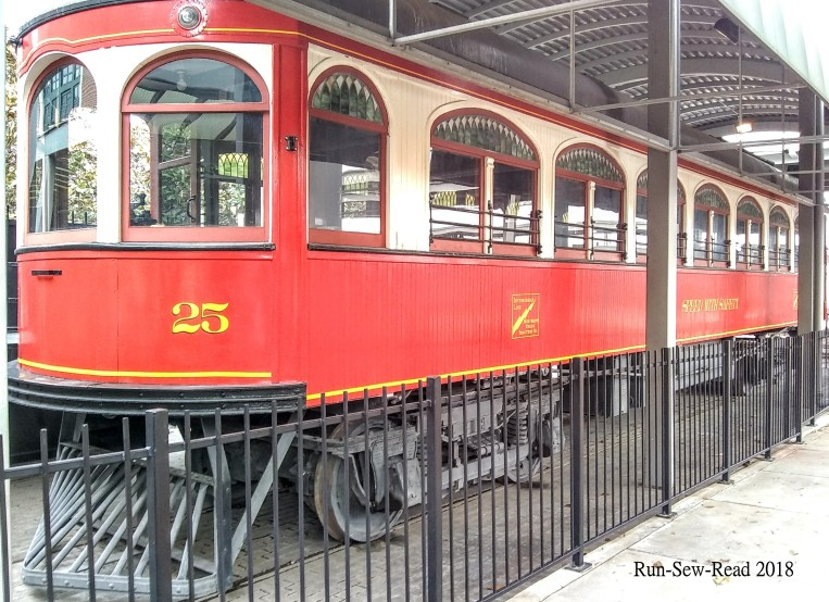 Ft Worth trolley a