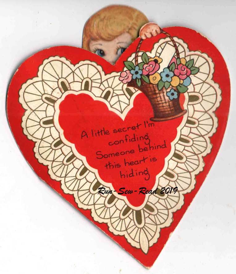 Grandmas paper doll valentine 1920s-Mary RSR