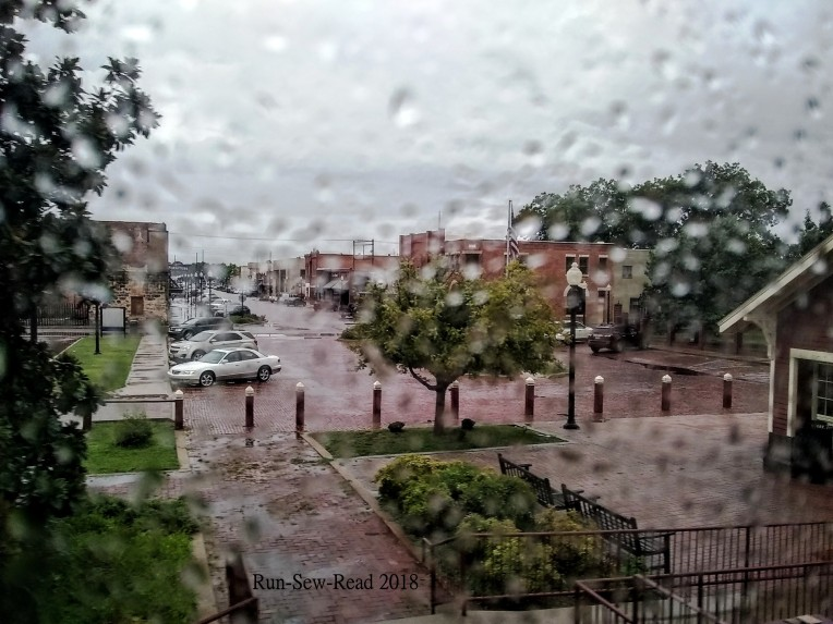 Pauls Valley downtown