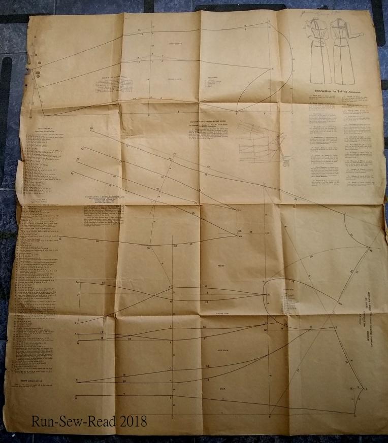 Pattern full sheet