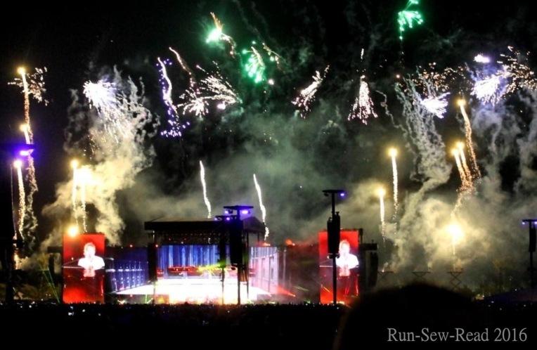 McCartney fireworks