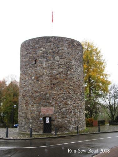 Buchel Tower St Vith a