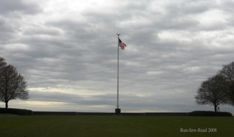 Henri Chapelle Flag a