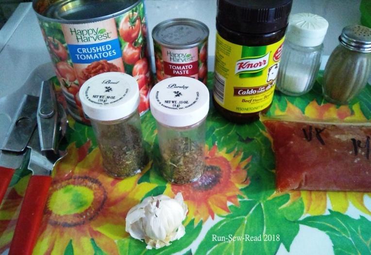 Lasagne soup ingredients2 a