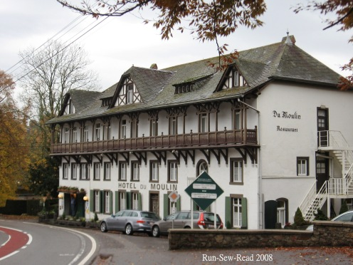 Ligneuville hotel a
