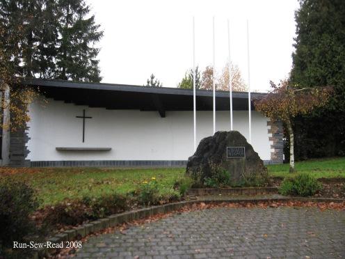 St Vith 106th memorial a