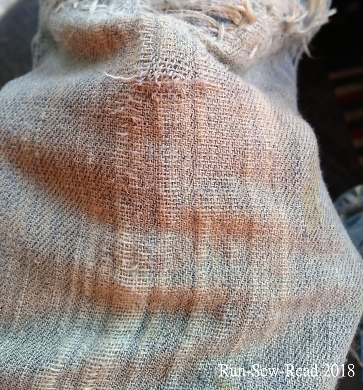 Jeans worn spot a w RSR