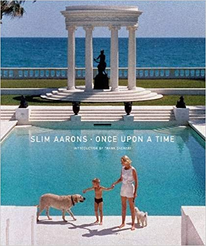 Slim Aarons coffee table book