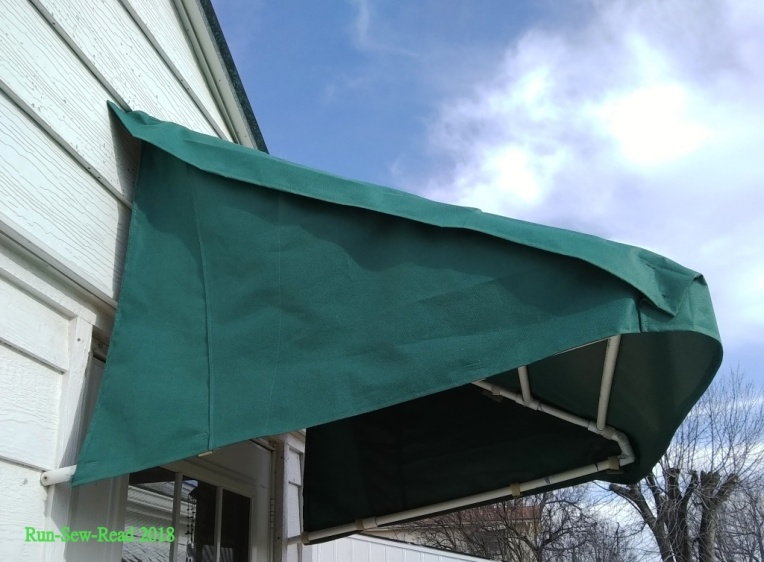 Awning side w