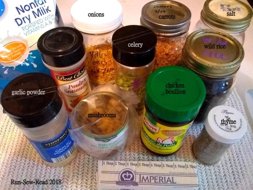 Wild Rice soup ingredients2 w RSR