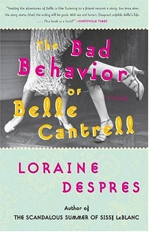 Bad Behavior of Belle Cantrell cover