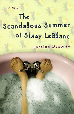 Scandalous Summer of Sissy LeBlanc cover