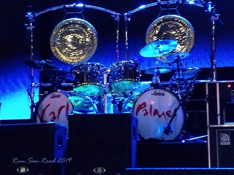 Carl Palmer drums RSR
