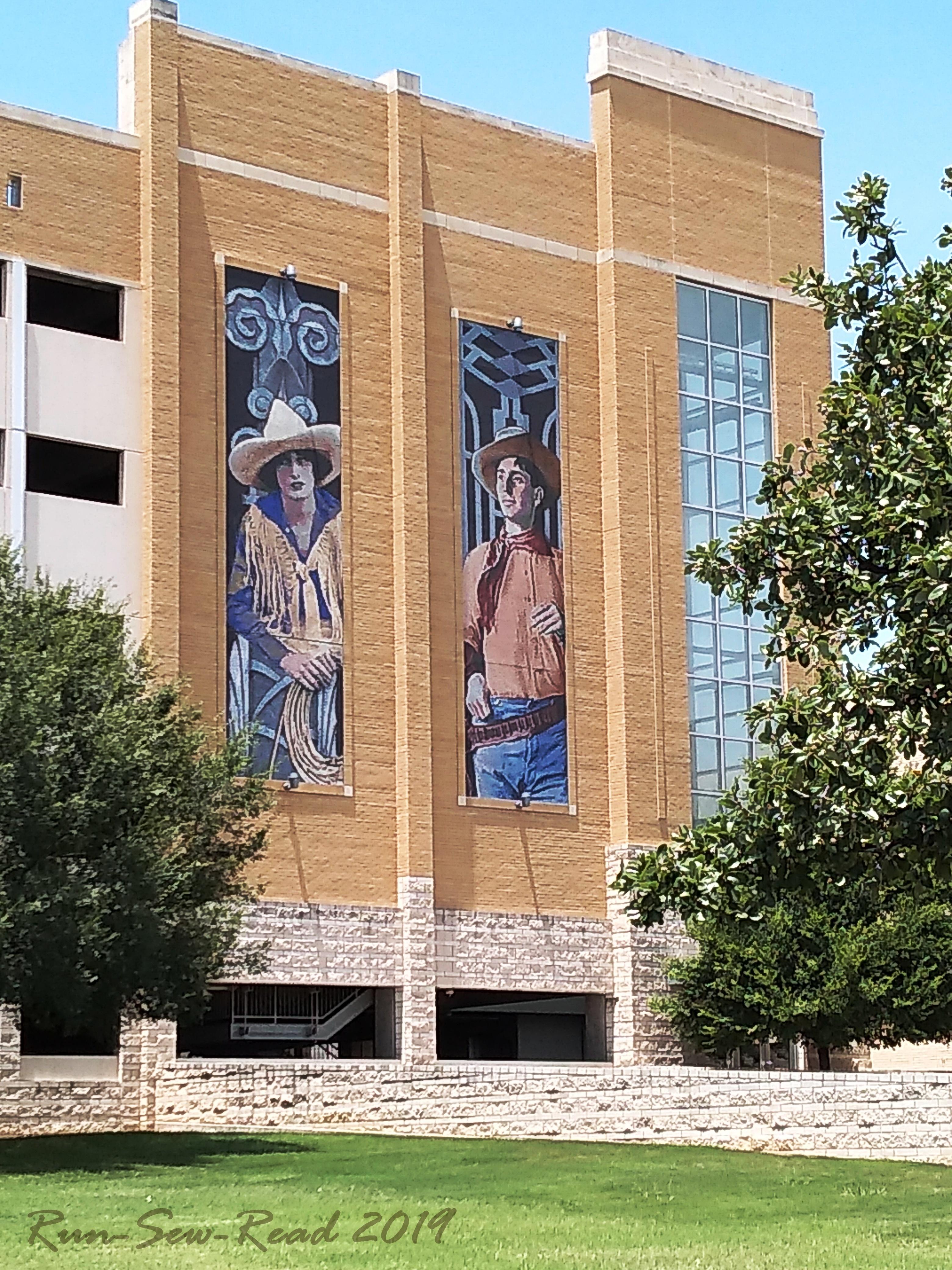 Ft Worth murals RSR