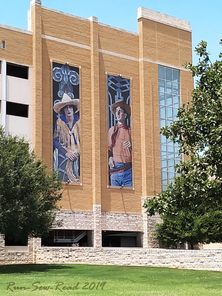 Ft Worth murals RSR