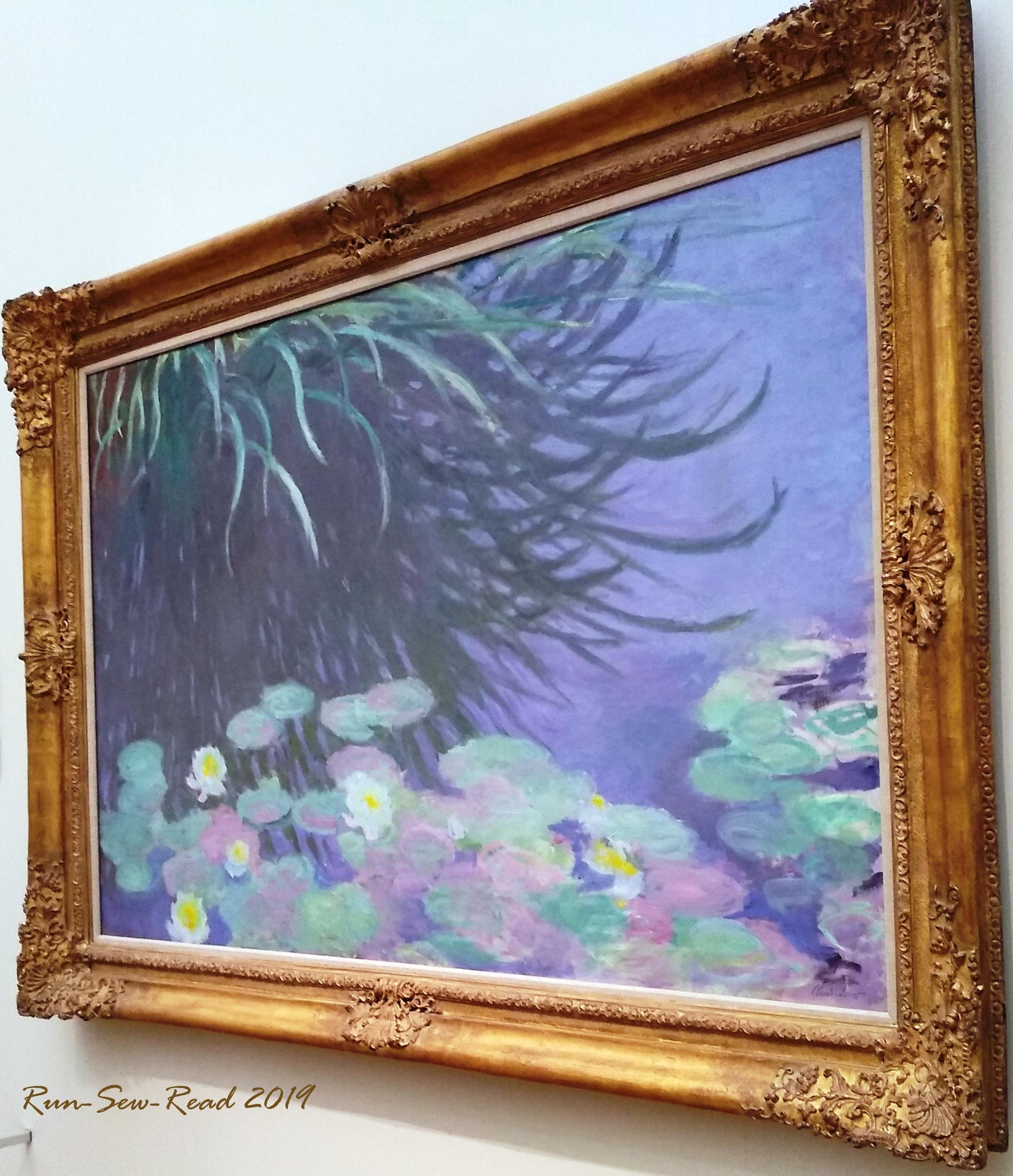 Monet 1 RSR