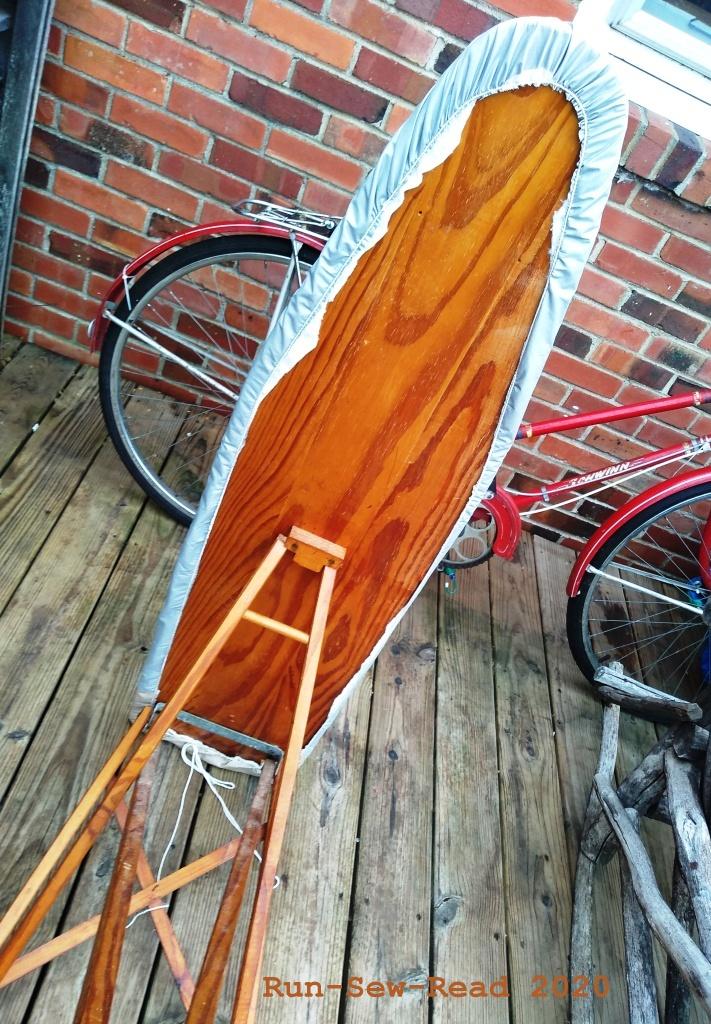 Ironing Board underneath