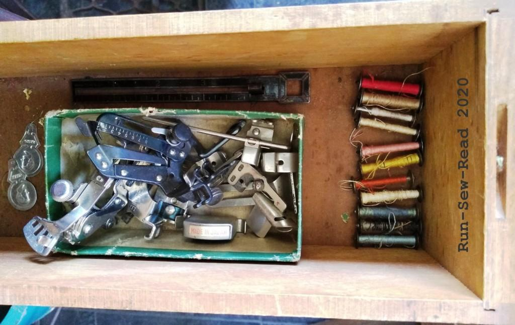Vera equipment drawer